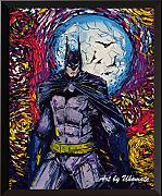Uhomate Batman supereroe Wall Decor VINCENT Van
