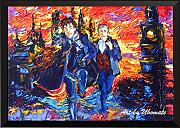 Uhomate Sherlock London skyline Wall Decor VINCENT