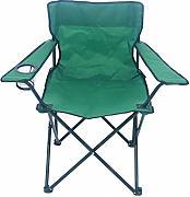 Sedia da Campeggio Colore Verde Meerweh 20015/_5