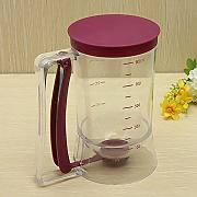 Upstudio Cup Cake Dispenser di pastella Pan Cake