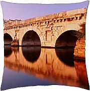 Viaggio intorno al mondo – Throw Pillow Cover Case (45,7 x 45,7 cm)