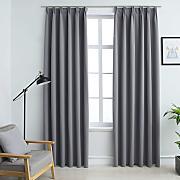 Colore: Bianco 120x5x250 cm Ecru 90/x 190/cm /Tenda avvolgibile Oscurante Maison Decor Niger/