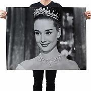 Adesivi Murali Audrey Hepburn.Stai Cercando Poster Audrey Hepburn Lionshome