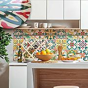 Piastrelle Adesive Per Cucina – Idee immagine di decorazione