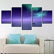Wall Art Decoration Modern Living Room Stampa HD 5