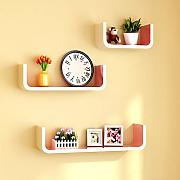 Wall Shelf Parete Partition Libreria Creative TV