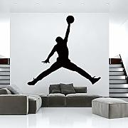 Wall Stickers Adesivo Da Muro In Vinile Da Basket