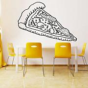 Wall Stickers Adesivo Ristorante Decalcomania