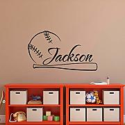 Wall Stickers Wall Sticker Baseball Personalized
