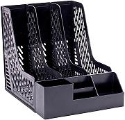 WanuigH File Titolare Divider Rack Portapenne
