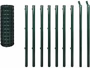 Weilandeal Set recinto stile europeo 10 x 1,0 m