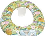 Wenko 921198100 Seduta WC Baby Soft Sedile Soft Multicolore Materiale plastico