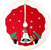 Variante 1 Russo Tessuti Copriforno Natalizio Natale Shabby Coordinato