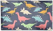 WH-CLA Garden Flag Colore Toy Dinosaur Wall