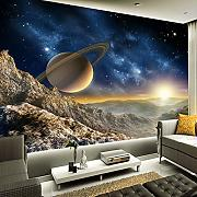 Wmbz Personalizzato Any Size Mural Wallpaper 3D
