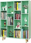 Wuxingqing Librerie MDF griglia a 14 librerie in