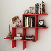 WYDM HQQ Creative Living Room Wall Shelf Scaffale