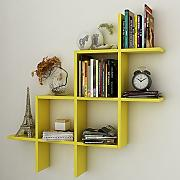 Xiaolin Creative Living Room Wall Shelf Scaffale