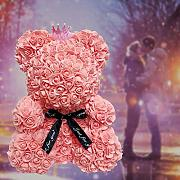XQY Creative Home Decoration-Teddy Bear a forma di