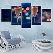 Xzfddn Tela Hd Stampa Immagini Home Decor Wall Art