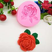 YANHU Super Big Rose Flower Stampo per Dolci in