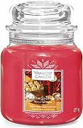 Yankee Candle Candela profumata in giara media,