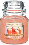 YANKEE CANDLE Candela profumata, White Strawberry