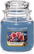 YANKEE CANDLE Giara Mulberry & Fig Media Candela
