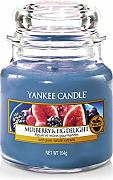 Yankee candle Mulberry & Fig Delight Candela