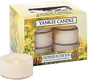 Yankee Candle Tea Light Candela, Flowers in the