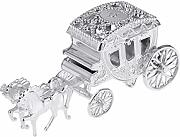 YeahiBaby Wedding Carriage Favor Candy Gift Box