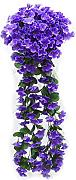 Yeshi 1BUNCH Home Decor artificiale viola Hanging