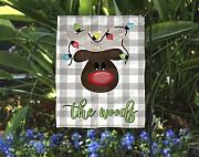 Yilooom Personalized House Garden Flag | Merry