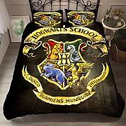 Yomoco - Set di biancheria da letto Harry Potter,