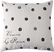 YZGS Cotton -Lino Blended Pillow Cushion Household