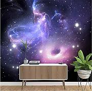 Zybnb  3D   Universo Stelle Galaxy Soffitto